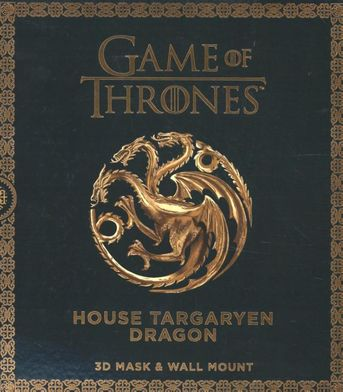 *Game of Thrones Mask: House Targaryen Dragon