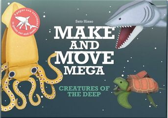 Make and Move Mega: Creatures of the Deep