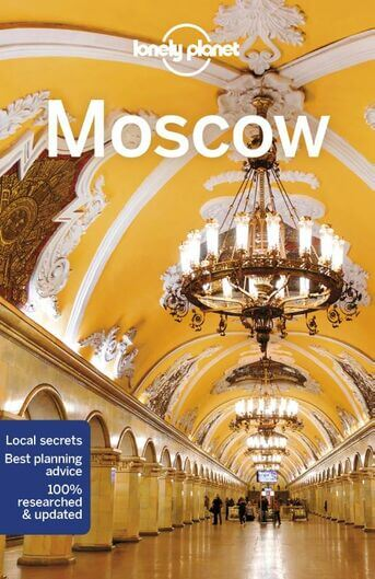 Lonely Planet Moscow 7e