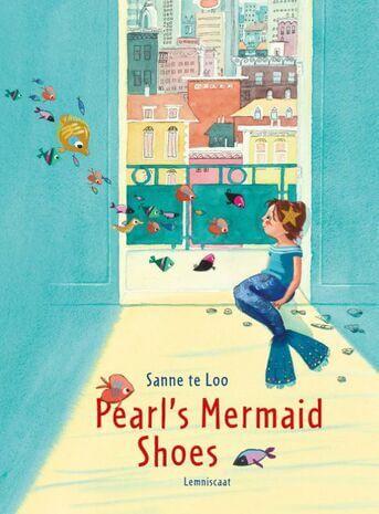 Pearl's Mermaid shoes