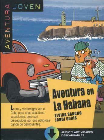Aventura en la Habana + MP3 - A1