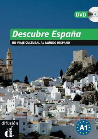 Descubre España + DVD - A1