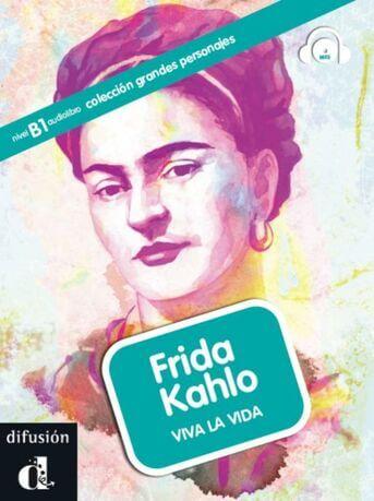 Frida Kahlo + CD - B1