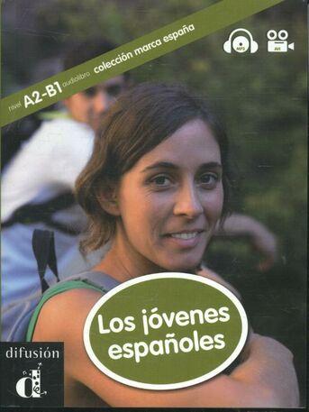 Los jóvenes españoles + CD - A2-B1