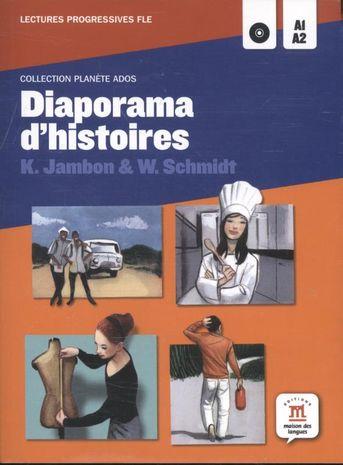 Diaporama d´histories + CD - A1-A2