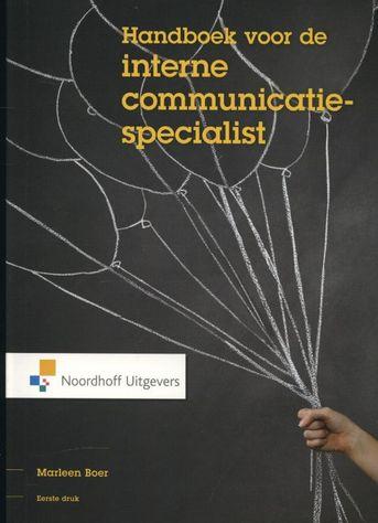 Handboek voor de interne communicatiespecialist