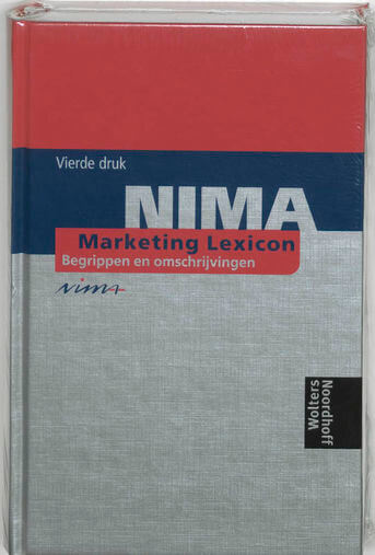 NIMA marketing lexicon