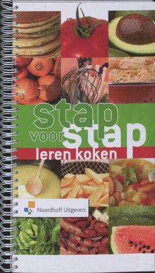 Stap voor stap leren koken