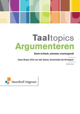Taaltopics argumenteren