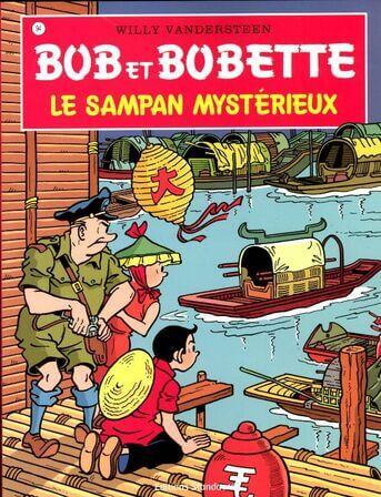 Le Sampan mysterieux