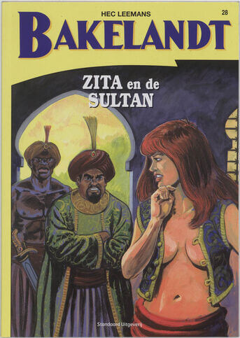 Bakelandt Zita en de sultan