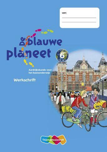 De Blauwe Planeet 5 ex 6 Werkschrift