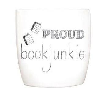 Blossom Mugs 8x Proud bookjunkie