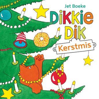 Dikkie Dik Kerstmis (navulset 5 exx.)