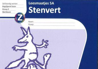 Stenvert Leesmaatjes 5 ex