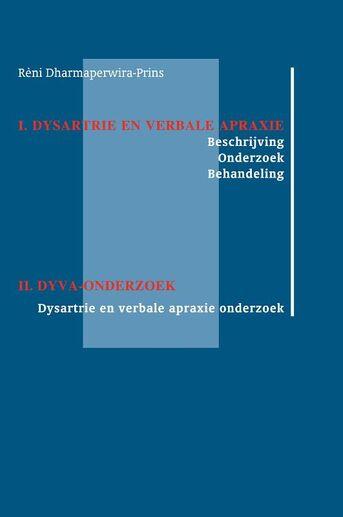 Dysartrie en verbale apraxie - DYVA-onderzoek