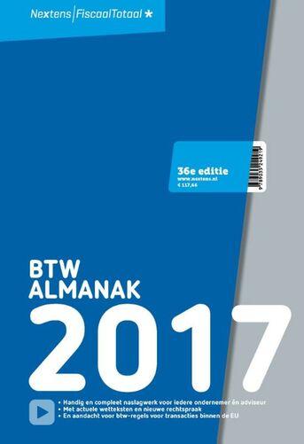 Nextens BTW Almanak