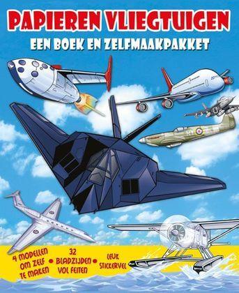 Papieren vliegtuigen