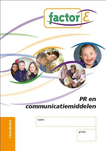 PR en communicatiemiddelen Training