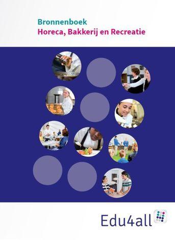Bronnenboek Horeca, Bakkerij en Recreatie