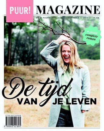 PUUR! Magazine 2 - 2017, incl. Bookazine (set van 10 ex.)