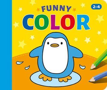 Funny Color (2-4 j.) / Funny Color (2-4 a.)