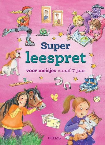Super leespret voor meisjes vanaf 7 jaar