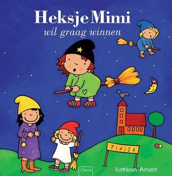 Heksje Mimi wil graag winnen