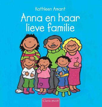 Anna en haar lieve familie