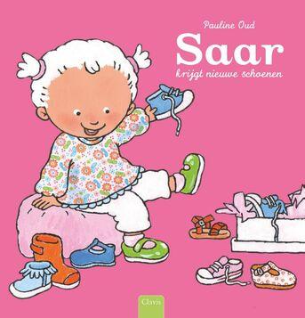 Saar krijgt nieuwe schoenen
