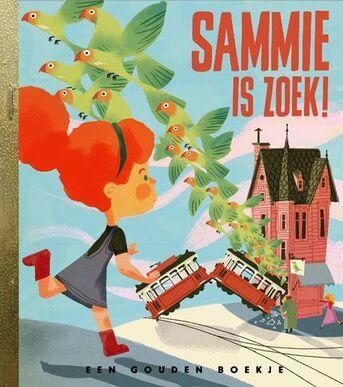 Sammie is zoek!