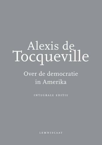 Over de democratie in Amerika
