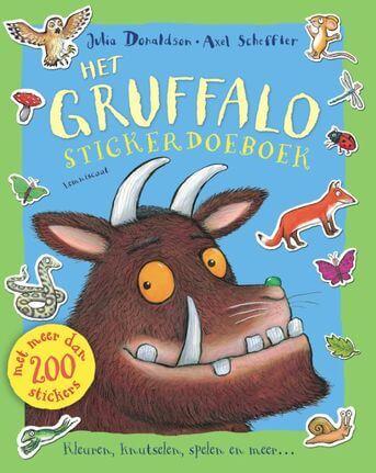 Het Gruffalo sickerdoeboek