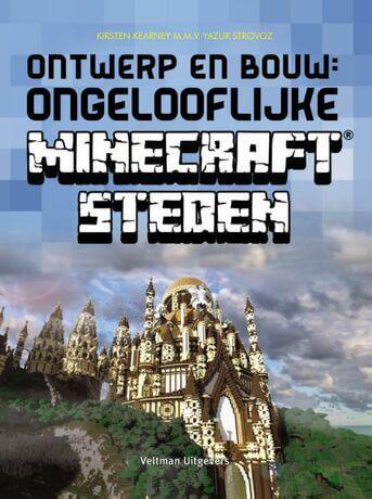 Ontwerp en bouw: ongelooflijke Minecraft steden