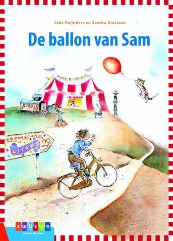 De ballon van Sam