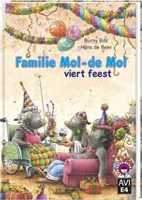 Familie Mol -de Mol viert feest