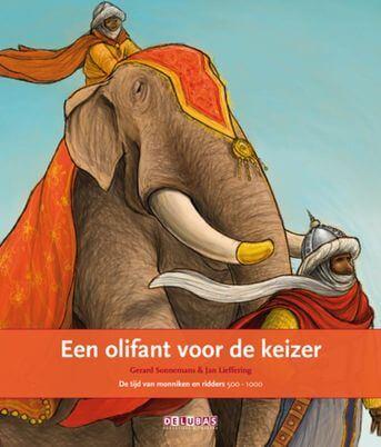 Een olifant voor de keizer
