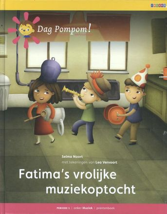 Fatima's vrolijke muziekoptocht