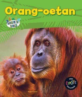 Mijn eerste docuboek - Orang-oetan