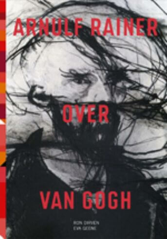 Arnulf Rainer over Van Gogh E-N