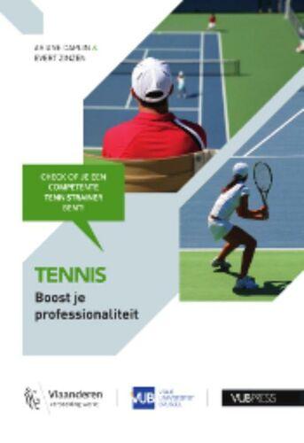 Tennis: boost je professionaliteit