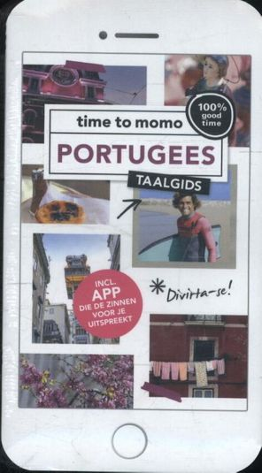 Portugees taalgids + app 3 ex