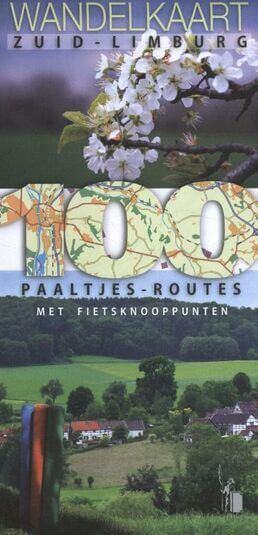 Wandelkaart Zuid-Limburg
