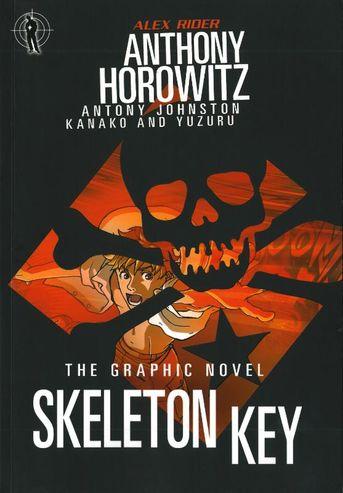 Skeleton Key graphic novel