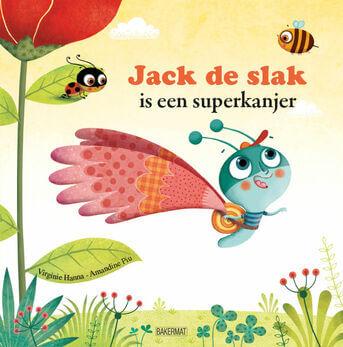 Jack de Slak is een superkanjer!