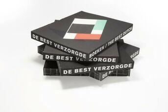 The Best Dutch Book Designs 2016 | De Best Verzorgde Boeken 2016
