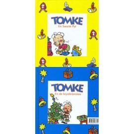 Tomke en swarte piet; Tomke en de krystkrânskes