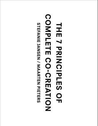 The 7 principles of complete co-creation