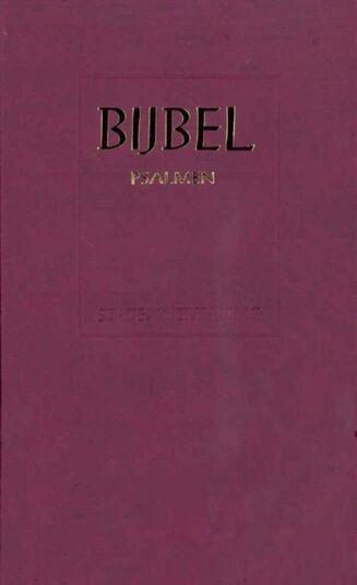 Bijbel schoolbijbel + Psalmen en 12 Gezangen