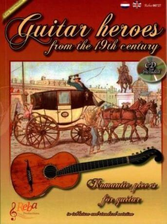 Guitar heroes of the 19th century